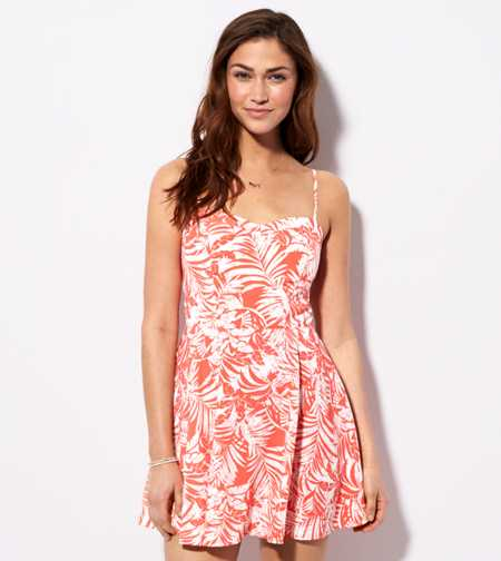 AE Printed Sundress