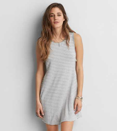 AEO Soft & Sexy Cutout Tank Dress