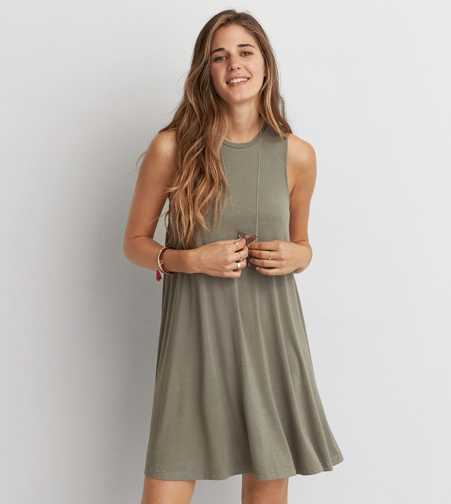 AEO Soft & Sexy Swing Dress
