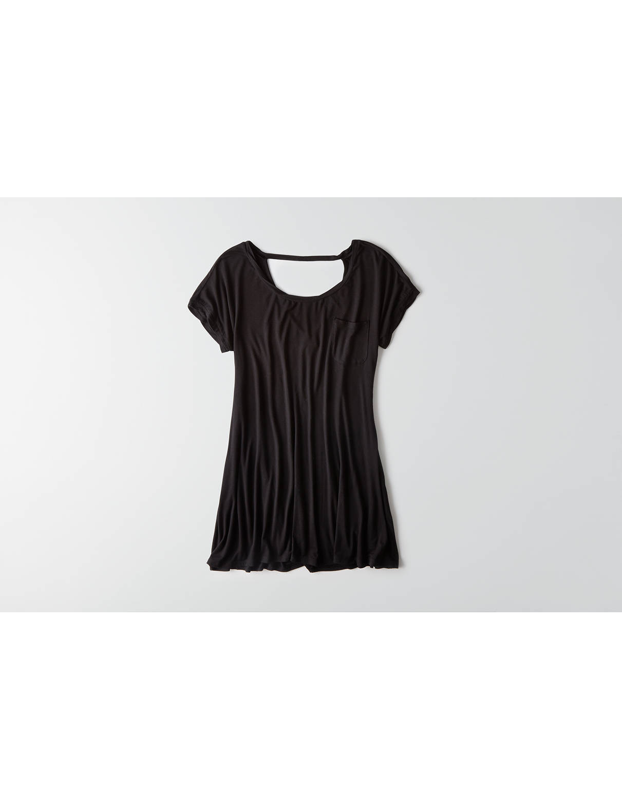 Display product reviews for AEO Soft & Sexy Solid T-Shirt Dress