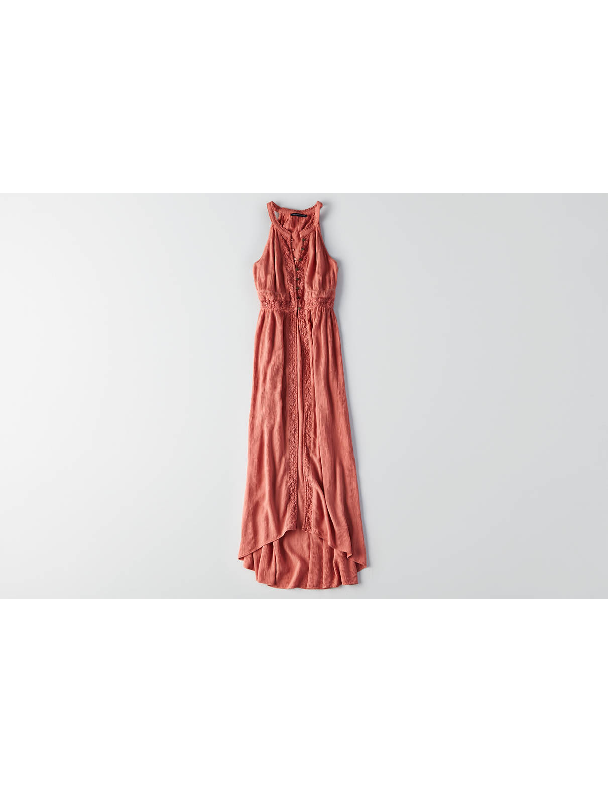 Display product reviews for AEO Maxi Layering Dress