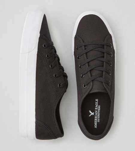 AEO Lace Up Platform Sneaker - Free Shipping