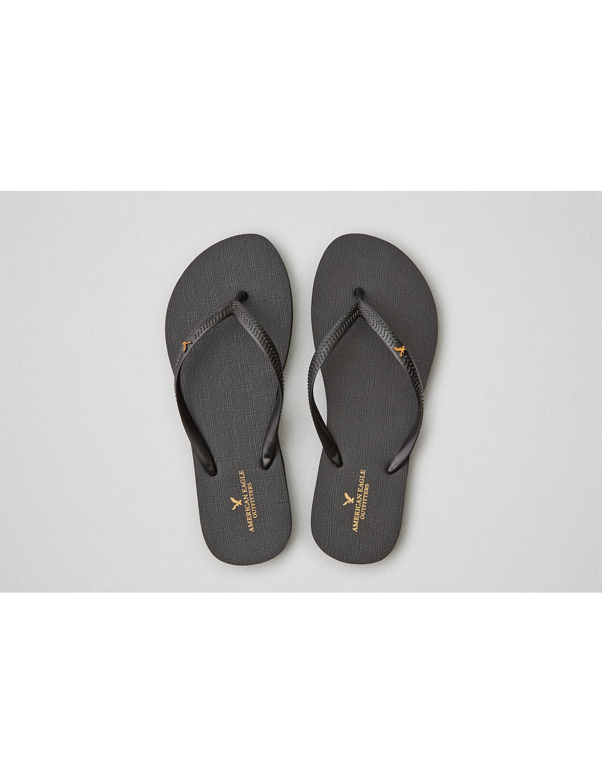 Display product reviews for AEO Thong Flip Flop