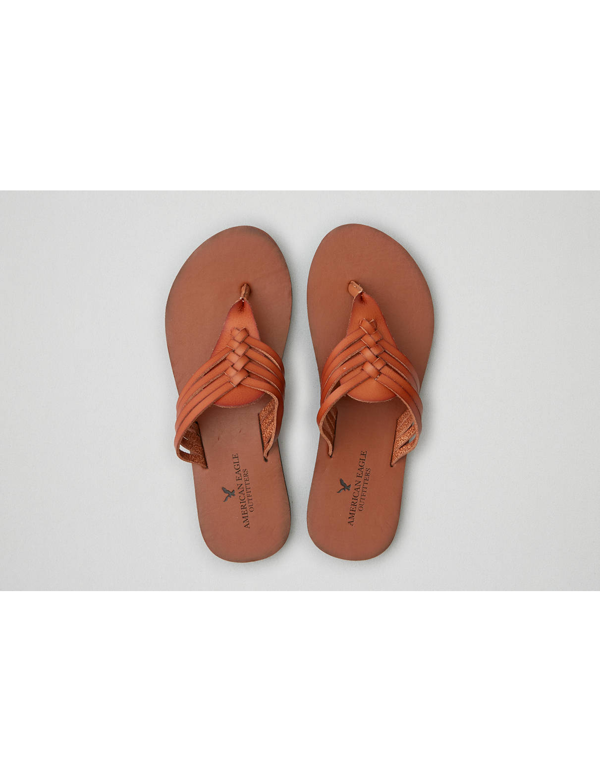 Display product reviews for AEO Huarache Flip Flop