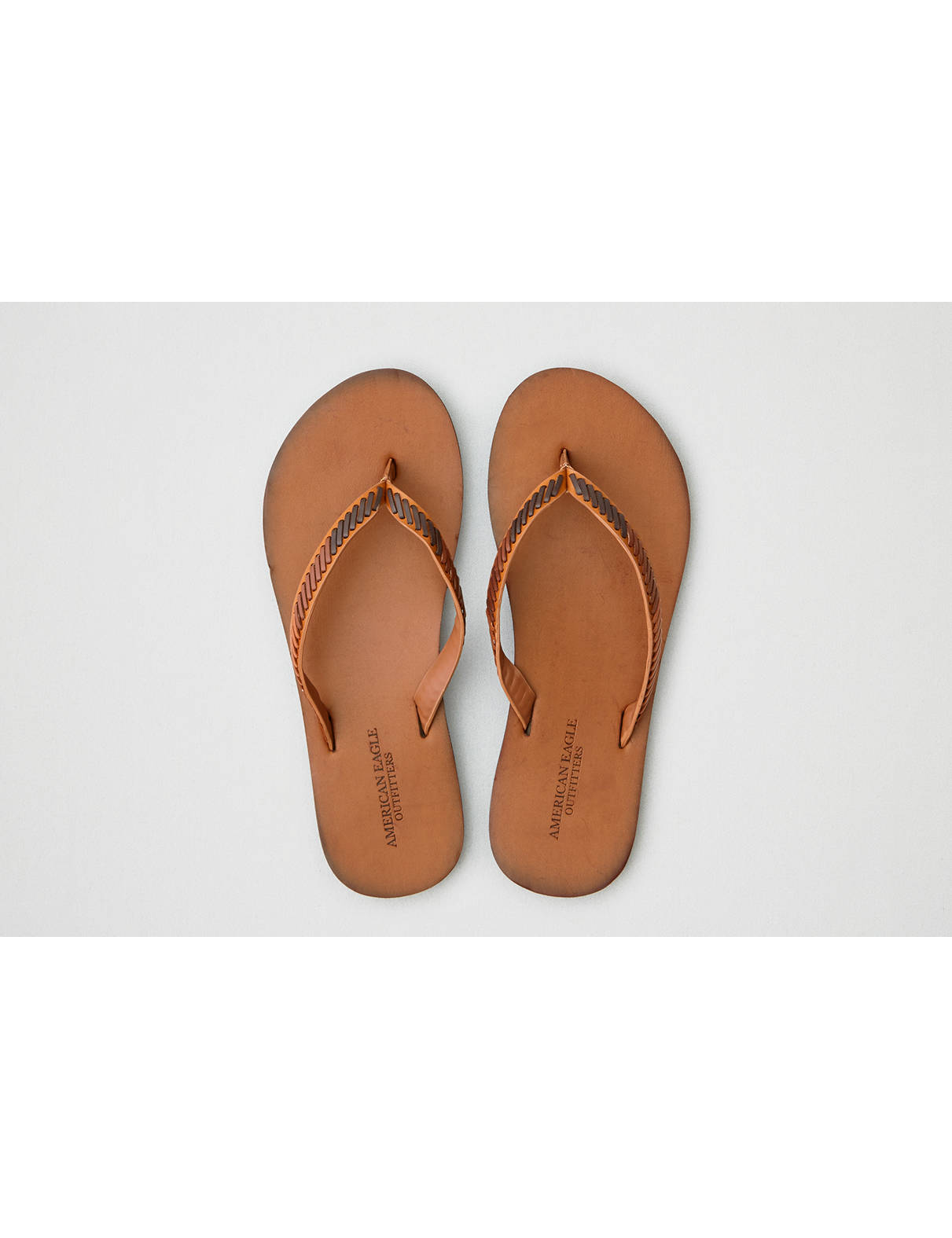 Display product reviews for AEO Ombre Flip Flop