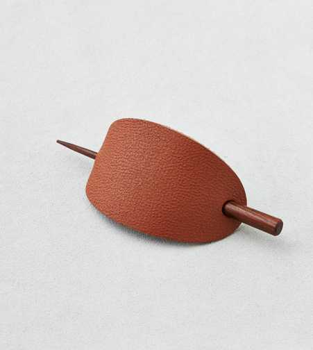 AEO Leather Bun Holder - Buy One Get One 50% Off