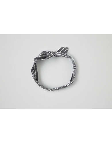 AEO Striped Bow Headband  - Buy One Get One 50% Off