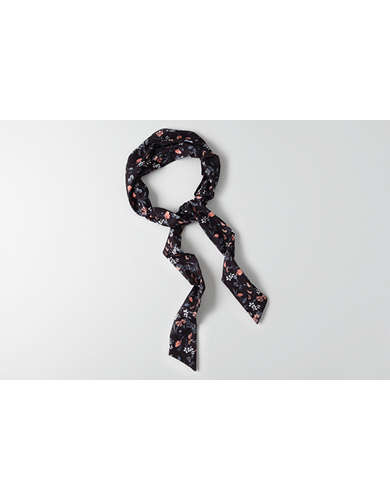AEO Black Floral Headband  - Buy One Get One 50% Off