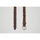 Brown AEO Twist Braid Belt