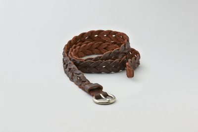 Twist Braid Belt