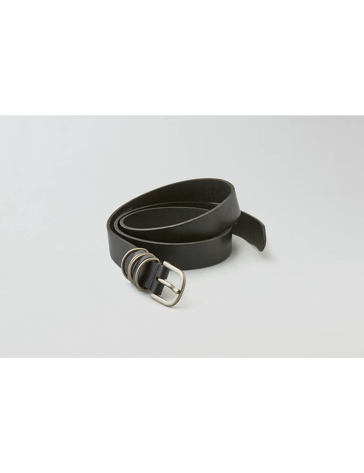 Display product reviews for AEO Metal Keeper Leather Belt