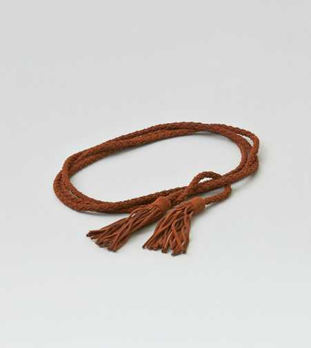 AEO Suede Cord Belt