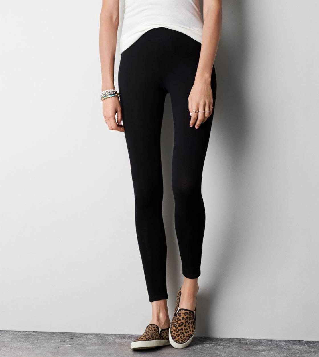 Black AE High-Rise Legging
