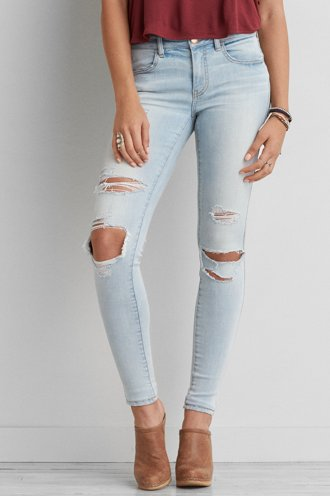 AEO Denim X Cafe Jegging - Buy One Get One 50% Off