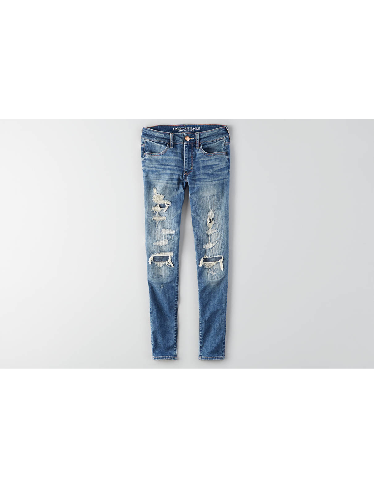 Display product reviews for AEO Denim X Jegging