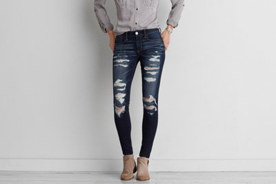 Denim X4 Jegging