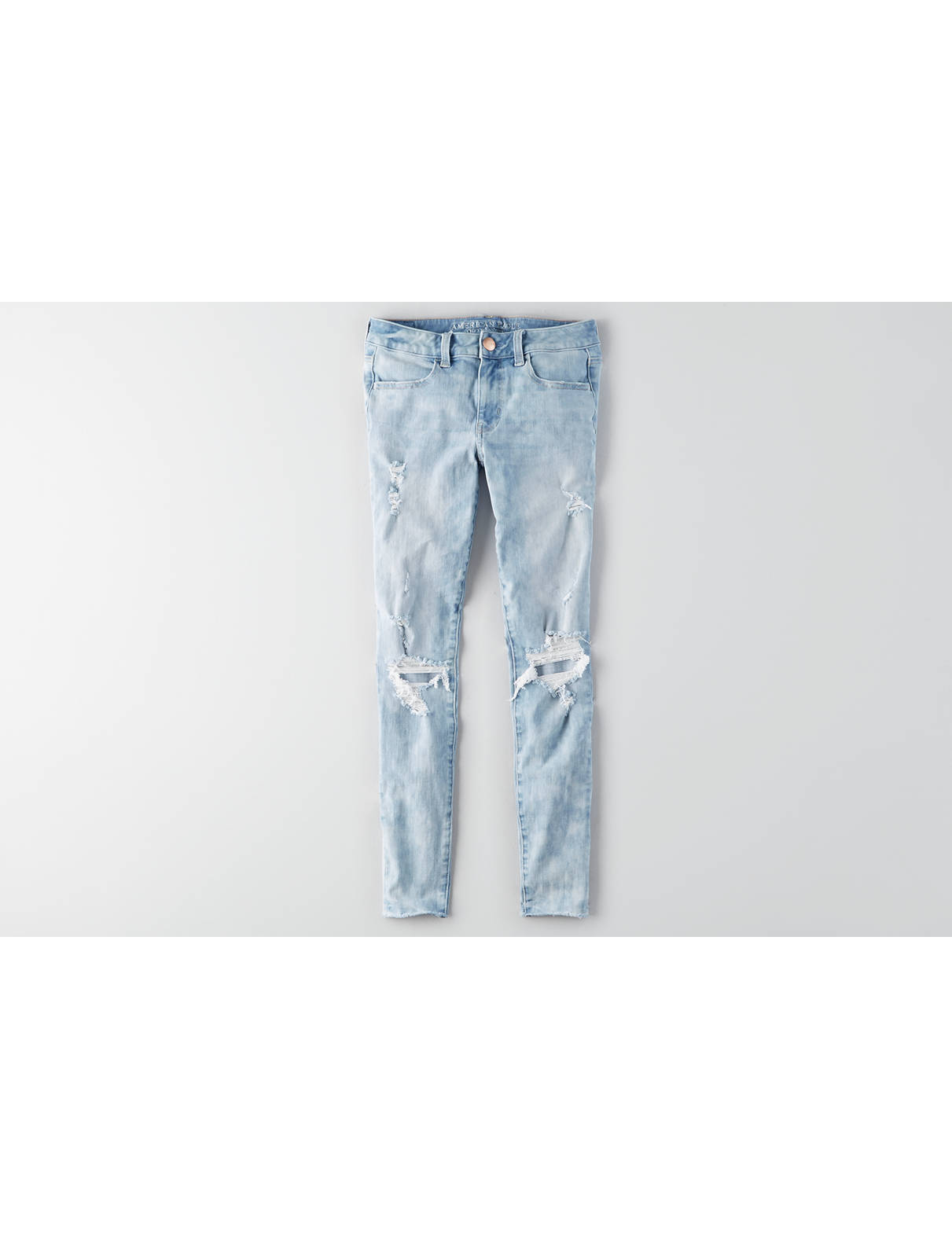 Display product reviews for AEO Denim X4 Jegging
