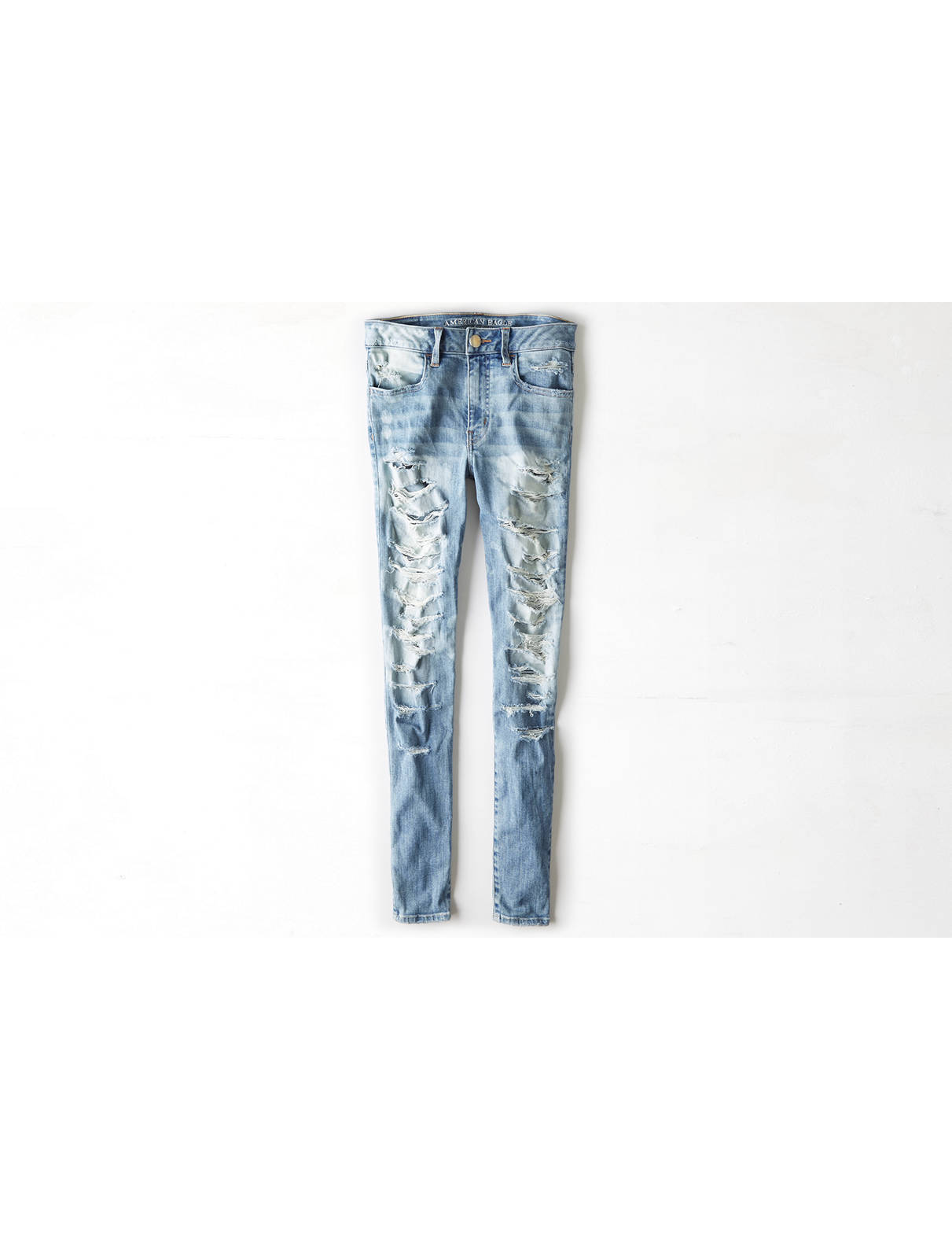 Display product reviews for AEO Denim X Hi-Rise Jegging