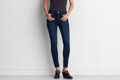 Denim X4 Hi-Rise Jegging