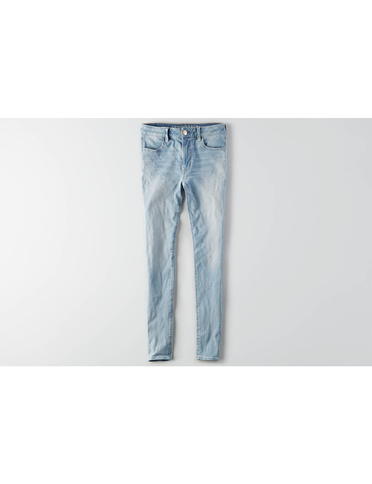 Display product reviews for AEO Denim X4 Hi-Rise Jegging