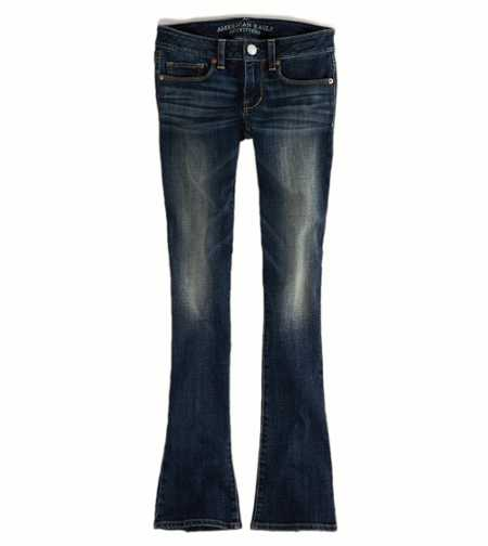 Skinny Kick Jean - Authentic Dark Indigo