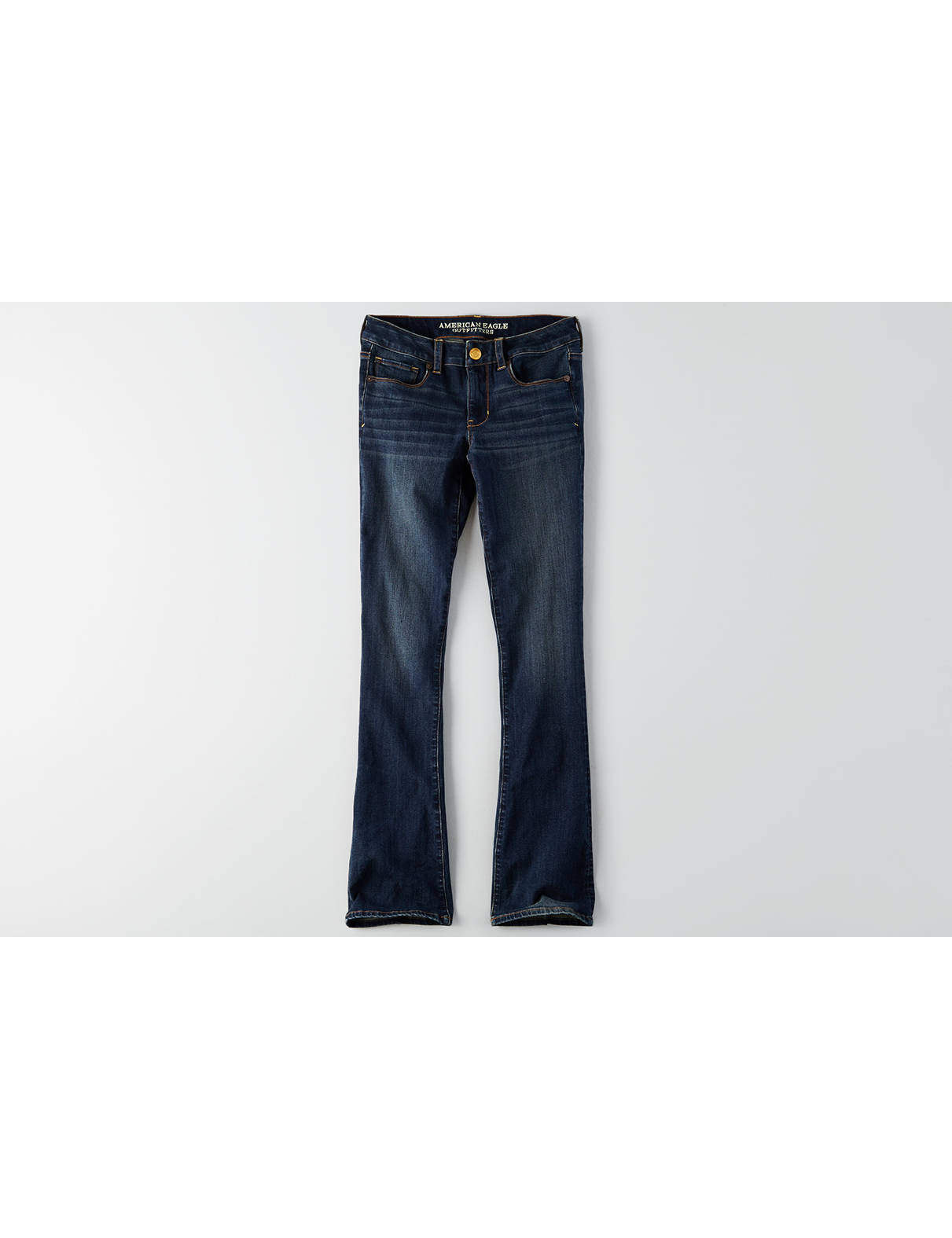 Display product reviews for AEO Denim X4 Skinny Kick Jean
