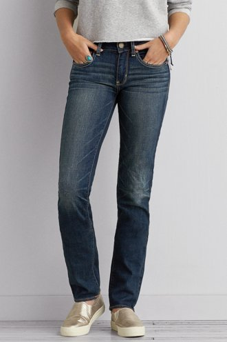 Straight Jean - Buy One Get One 50% Off