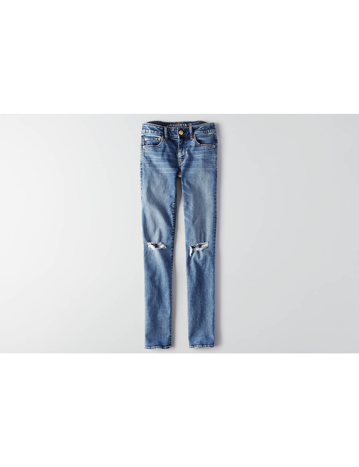 Display product reviews for AEO Denim X Straight Jean