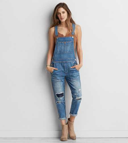 AEO Denim Overall  - Buy One Get One 50% Off