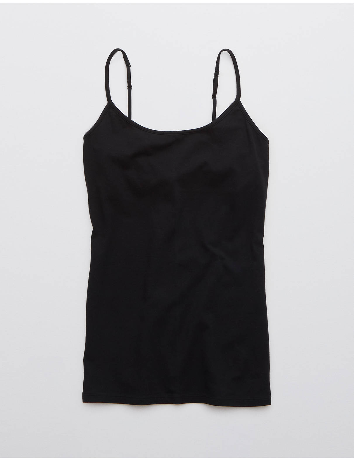 Display product reviews for Aerie Girly Scoop Neck Tank