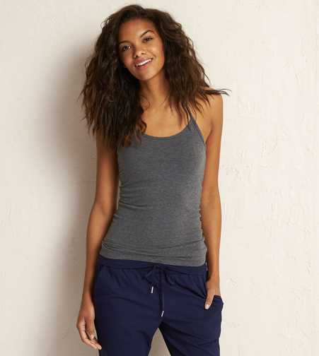 Aerie Halter Shelf Cami