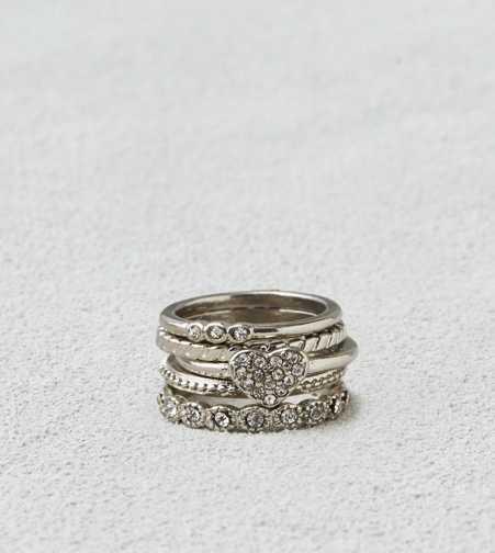 AEO Stacking Ring Set - Buy One Get One 50% Off
