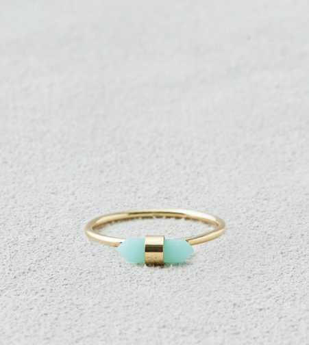 AEO Mint Crystal Ring  - Buy One Get One 50% Off