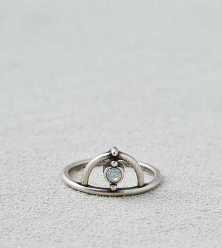 AEO Opal Crown Ring  - Buy One Get One 50% Off