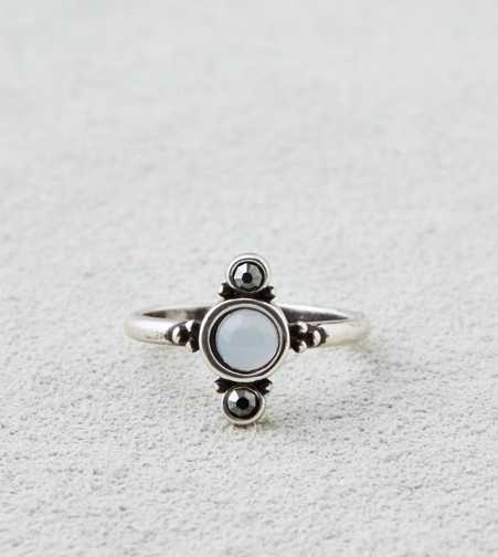 AEO Silver Compass Ring  - Buy One Get One 50% Off