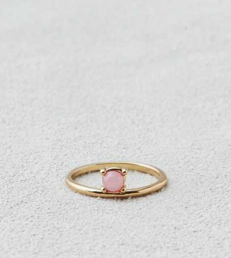 AEO Dusty Rose Stone Ring  - Buy One Get One 50% Off