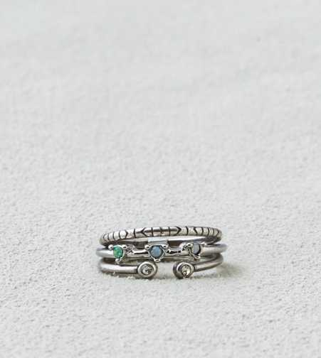 AEO Silver Midi Ring  - Buy One Get One 50% Off