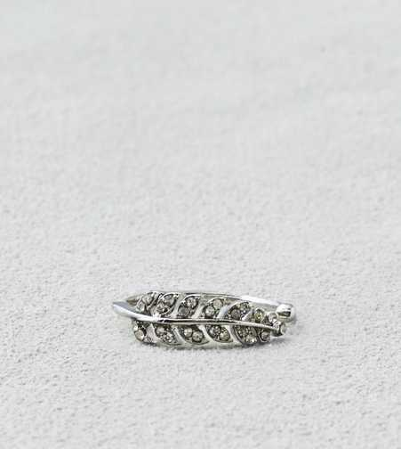 AEO Sparkle Leaf Ring  - Buy One Get One 50% Off