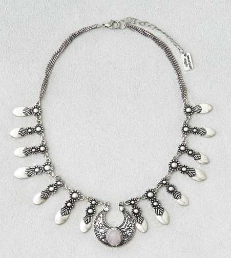 AEO Petal Statement Necklace  - Buy One Get One 50% Off