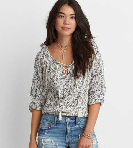 AEO Drop Collar Necklace  - Buy One Get One 50% Off