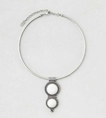 AEO Stone Collar Necklace  - Buy One Get One 50% Off