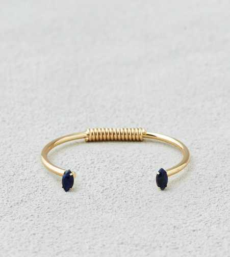 AEO Lapis Cuff Bracelet  - Buy One Get One 50% Off