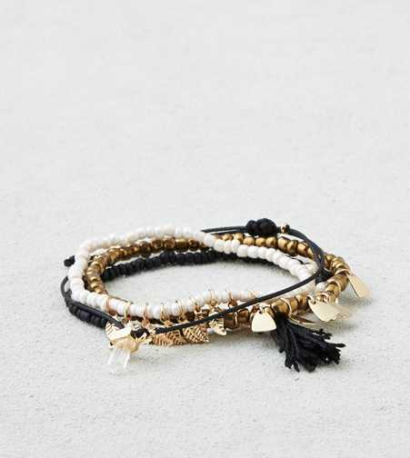 AEO Gold & Black Arm Party  - Buy One Get One 50% Off