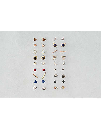 AEO 18-Pack Stud Earrings  - Buy One Get One 50% Off