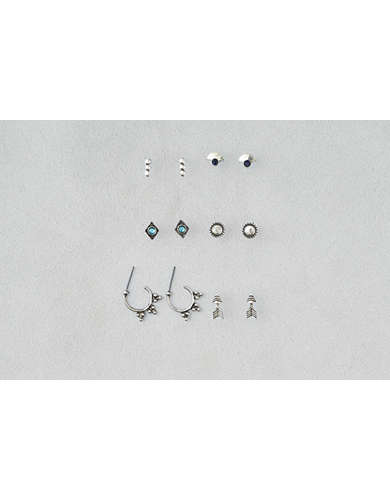 AEO Stud Earrings 6-Pack  -