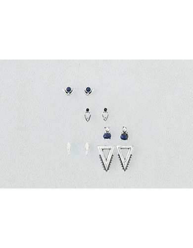 AEO Lapis Earrings 5-Pack  -