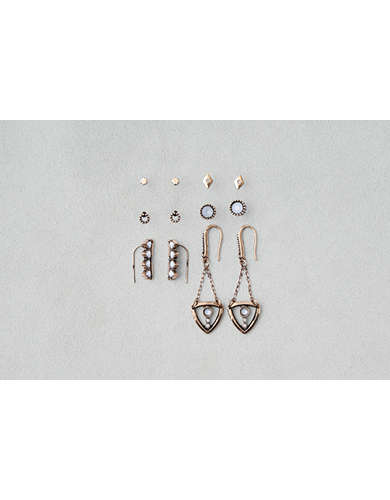 AEO Ear Climber & Dangles 6-Pack Earrings -
