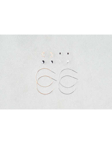 AEO Mixed Symbols and Hoops 6-Pack  -