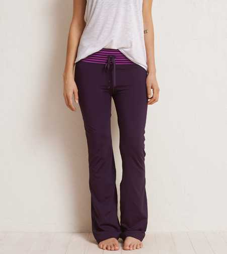 Aerie Sport-ish Boot Yoga Pant  - Available in Lengths!