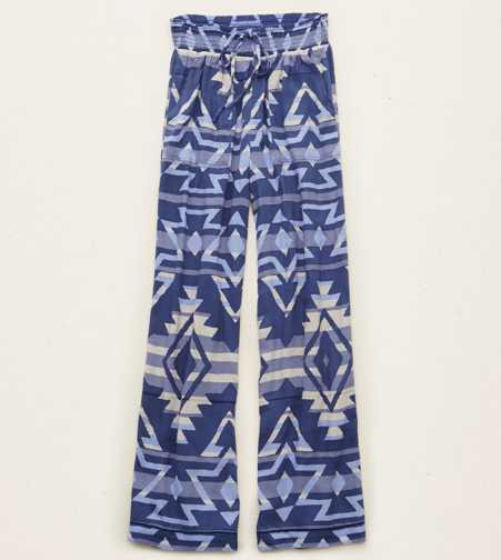 Aerie Wide Leg Sleep Pant